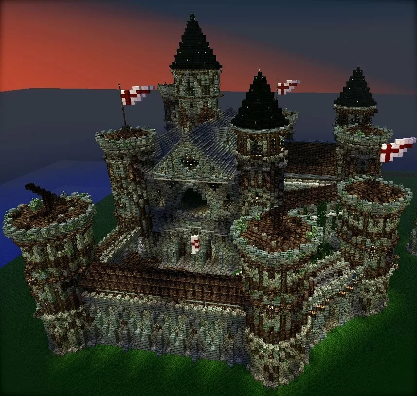 Какой дом можно построить в Minecraft
