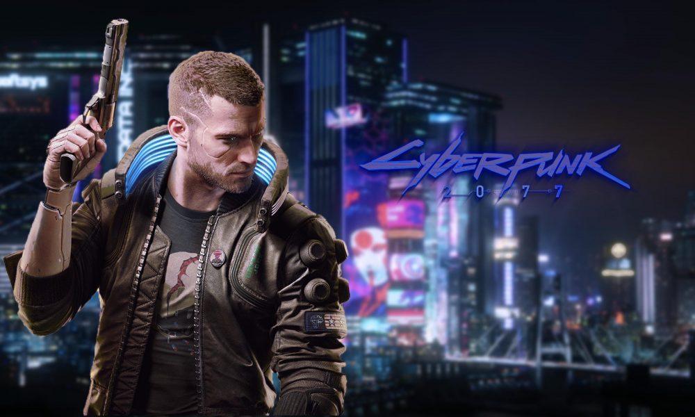 Cyberpunk 2077: сюжет
