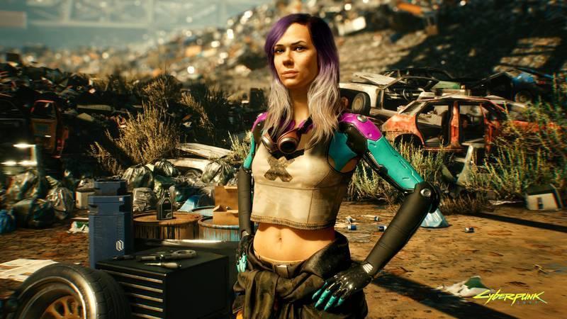 Cyberpunk 2077: концовки