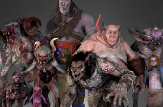 Ведьмак 3: дикая Охота - бестиарий всех монстров