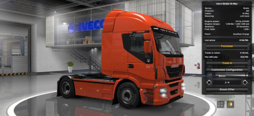 Русские карты для Euro Truck Simulator