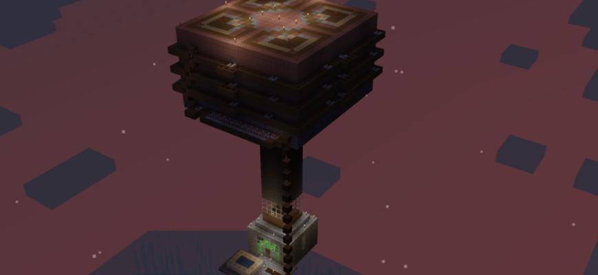 Как построить ферму с мобами в Minecraft
